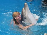 Танец с дельфином)))